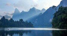 Парк кат сок и озеро чео лан