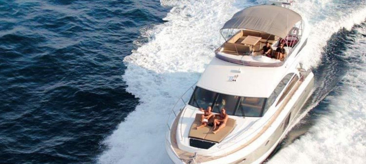Яхта класса люкс Mayavee 60
