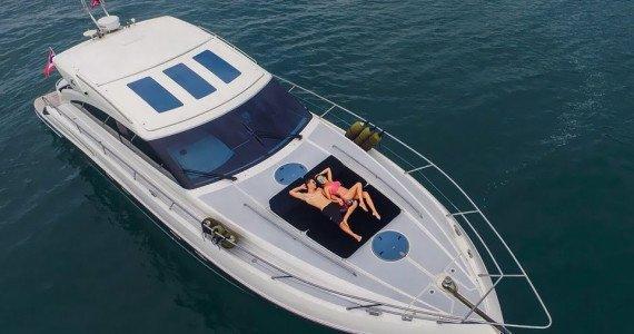 Аренда яхты Princess V56 на Пхукете