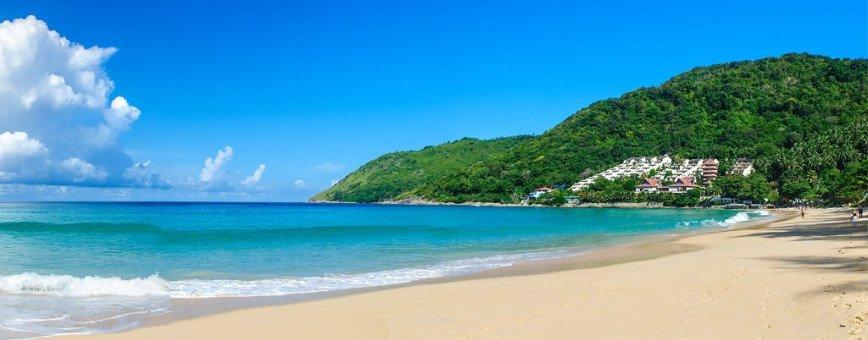 Пляжи Южного Пхукета - Най Харн, Януи и Раваи